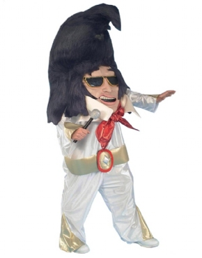 Adult Deluxe Rock n Roll King Elvis Costume