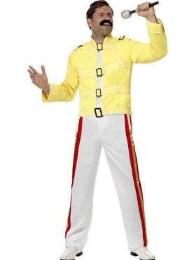 Adult Economy Freddie Mercury Costume