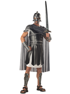 Roman Centurion Costume Couples Costume