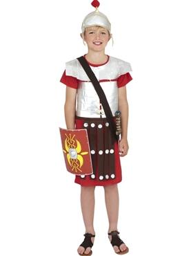 Child Roman Soldier Childrens Costume