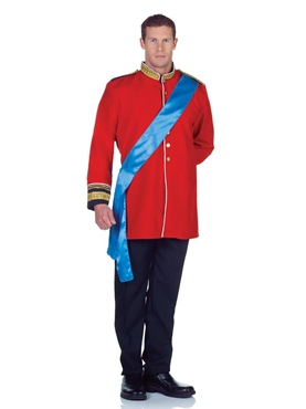 Adult Royal Heir Costume