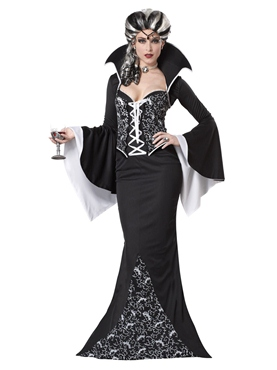 Adult Royal Vampiress Costume