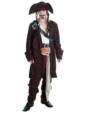 Adult Rum Smuggler Costume