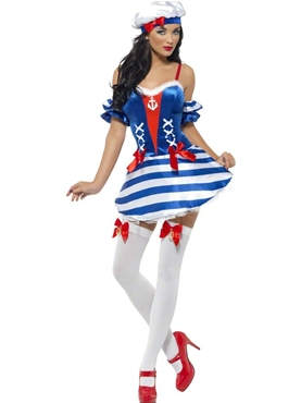 Adult Sailor Sweetie Costume