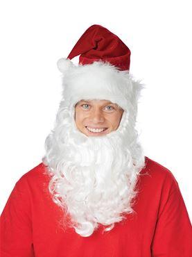 Santa Claus Getup