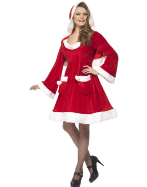 Adult Santa in the City Costume