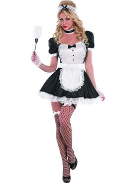 Sassy Maid Adult Costume