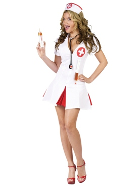 Adult Say Ahhh Nurse Costume