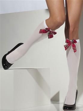 School Girl Knee High Socks
