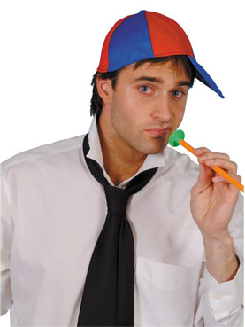 Adult Schoolboy Cap