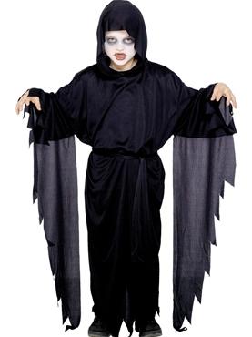 Child Screamer Horror Robe Costume