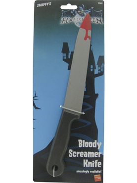 Plastic Screamer Knife