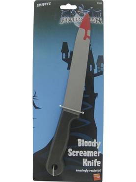 Plastic Screamer Knife