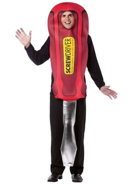 Adult Screwdriver Costume