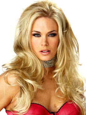 Seductress Blonde Wig