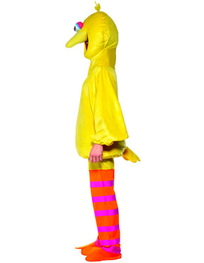 Adult Sesame Street Big Bird Costume - Side View