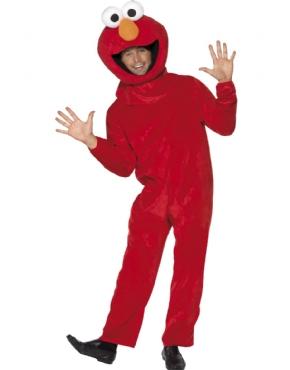 adult sesame street elmo costume - Halloween Costumes Elmo