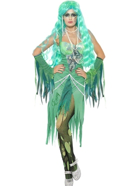 Adult Seven Deadly Sins ENVY Costume