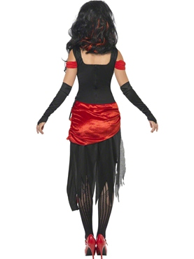 Adult Seven Deadly Sins LUST Costume - Side View