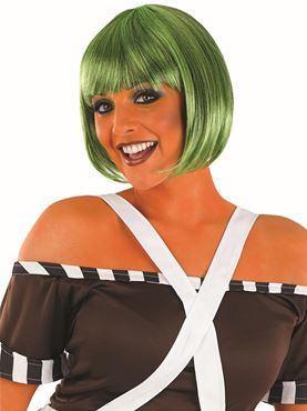 Adult Sexy Factory Worker Bob Wig
