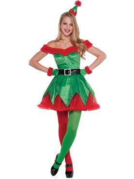 Adult Sexy Little Helper Costume