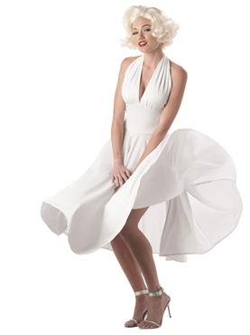 Adult Sexy Marilyn Monroe Costume