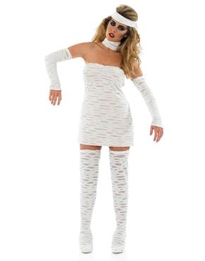 Adult Sexy Mummy Costume