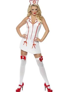 Adult Sexy Nurses Costume