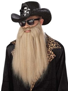 Sharp Dressed Man Blonde Beard