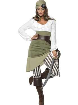 Adult Shipmate Sweetie Costume