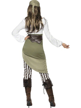 Adult Shipmate Sweetie Costume - Side View