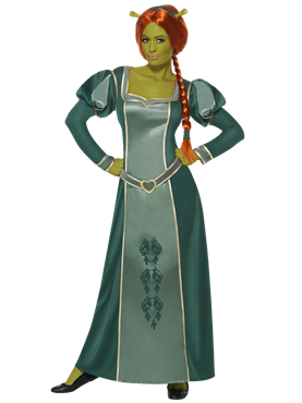 Adult Shrek Fiona Costume