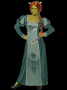 Adult Shrek Fiona Costume