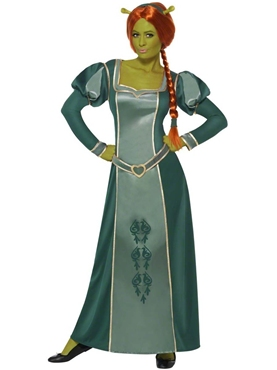 Adult Shrek Fiona Costume Thumbnail