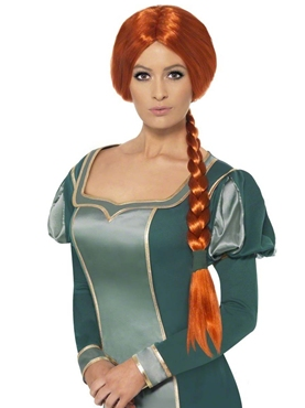 Shrek Fiona Wig