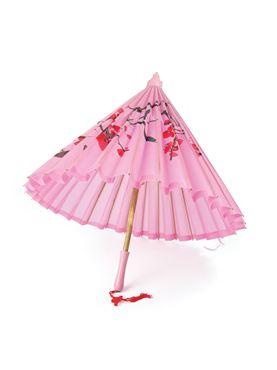 Silk Oriental Parasol
