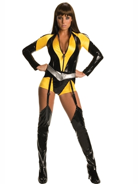 Adult Silk Spectre Watchmen Costume