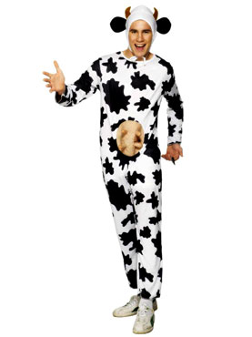 Adult Silly Cow Costume