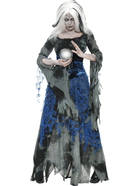 Adult Sinful Soothsayer Costume