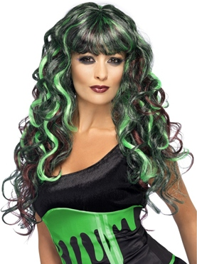 Adult Blood Drip Monster Wig