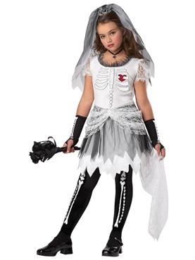 Child Skela Bride Costume