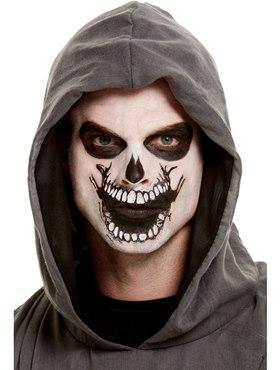 Skeleton Mouth Face Transfer Makeup Kit