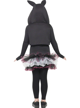 Child Skelly Rabbit Costume - Side View