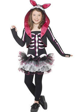 Child Skelly Rabbit Costume