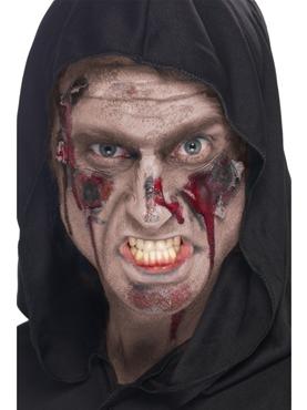 Skin Horror Flesh - Back View