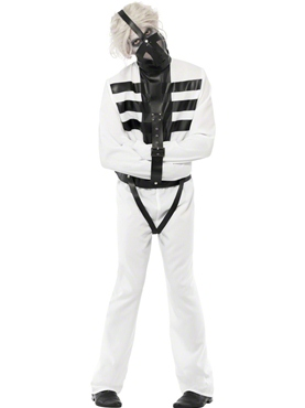 Adult Snake Pit Straight Jacket Costume