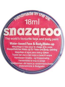 Snazaroo Bright Pink Face & Body Paint