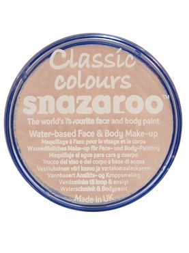 Snazaroo Complexion Pink Face & Body Paint