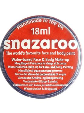 Snazaroo Dark Orange Face & Body Paint