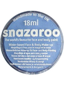 Snazaroo Pale Blue Face & Body Paint